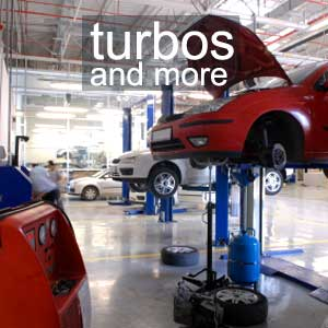 rebuilt turbo chargers - based in Essex and Havant in Hampshire for the South Coast